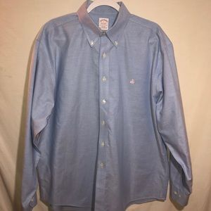Brooks Brothers Mens Large Button Down